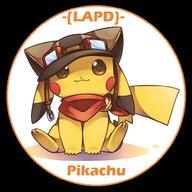 LAPD Pikachu